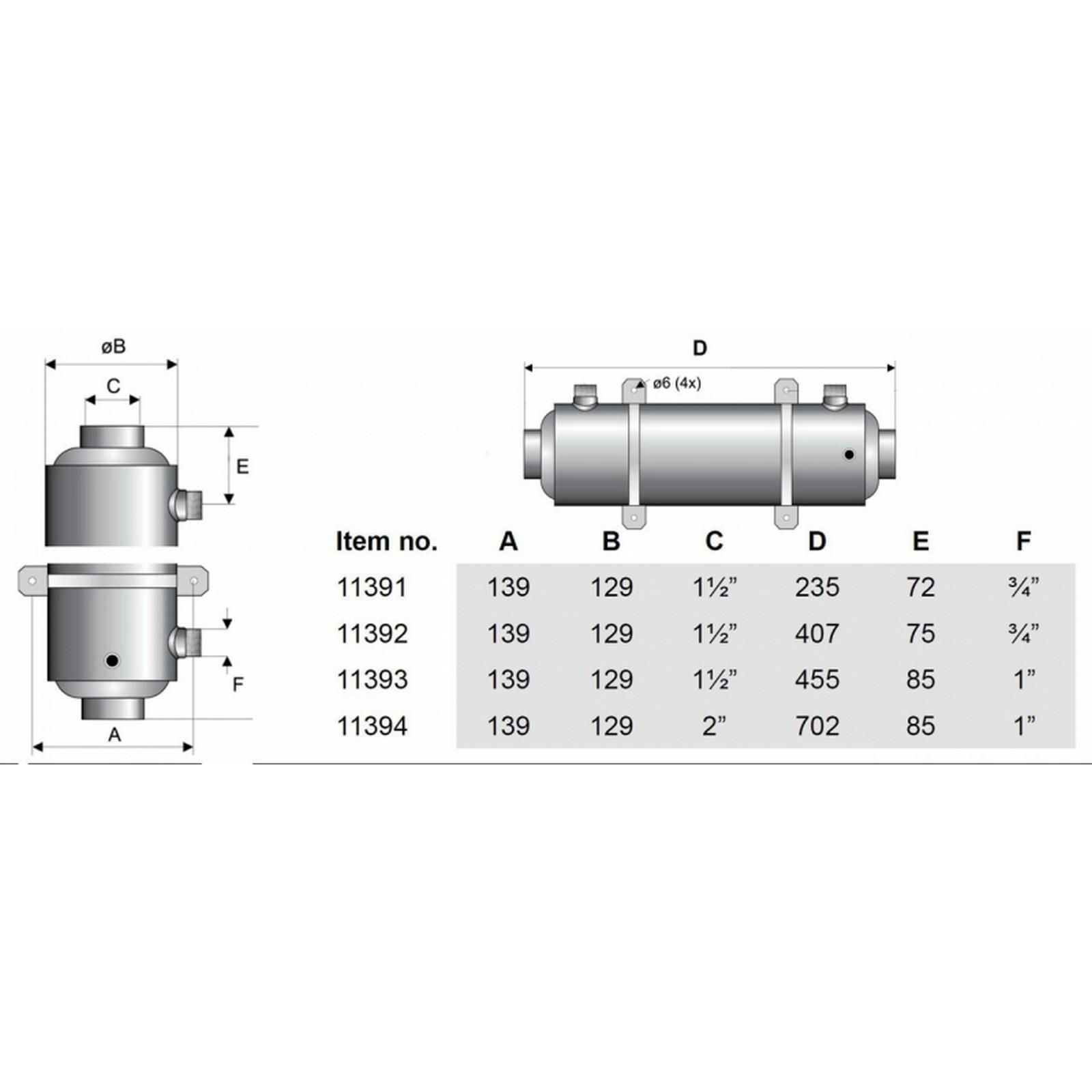 Теплообменник 75 квт гориз Кожухотрубный конденсатор Alfa Laval McDEW 555 T Чебоксары