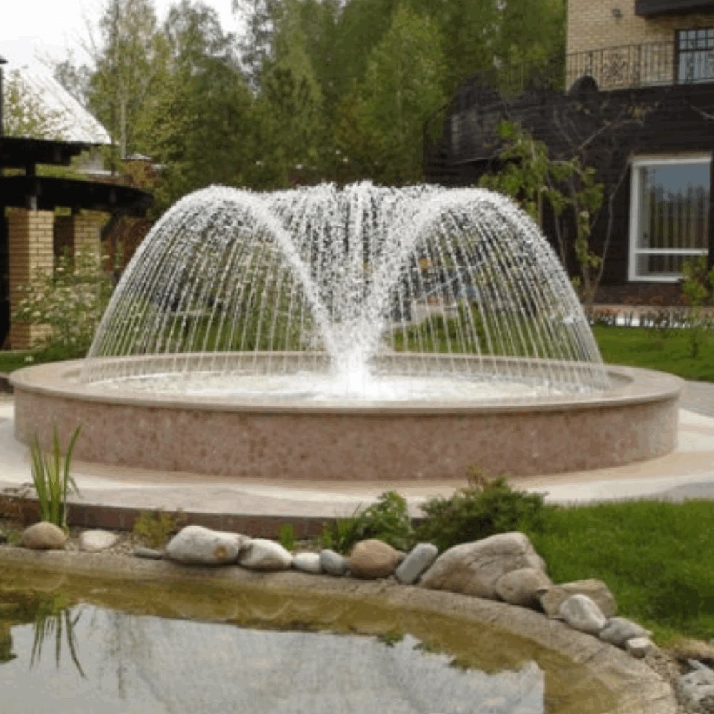 фонтан-блок
